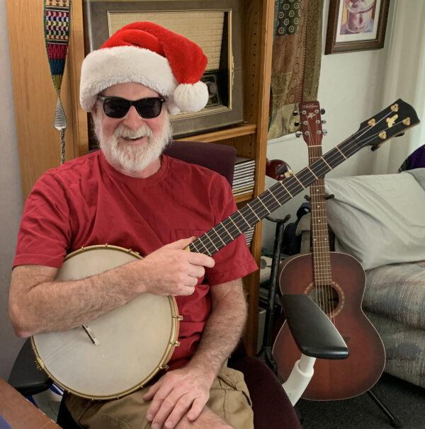 Santa Dan (photo by ME Truckenmiller)